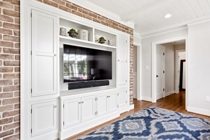 Traditional Redux Family Room