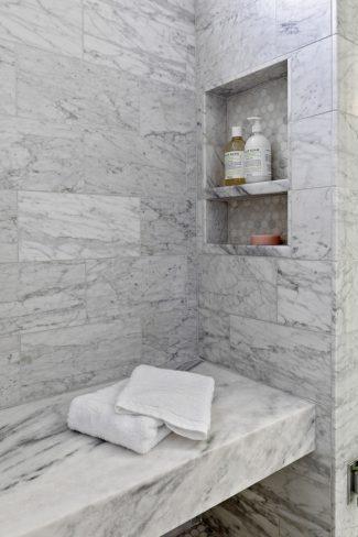 Traditional Redux Master Bath