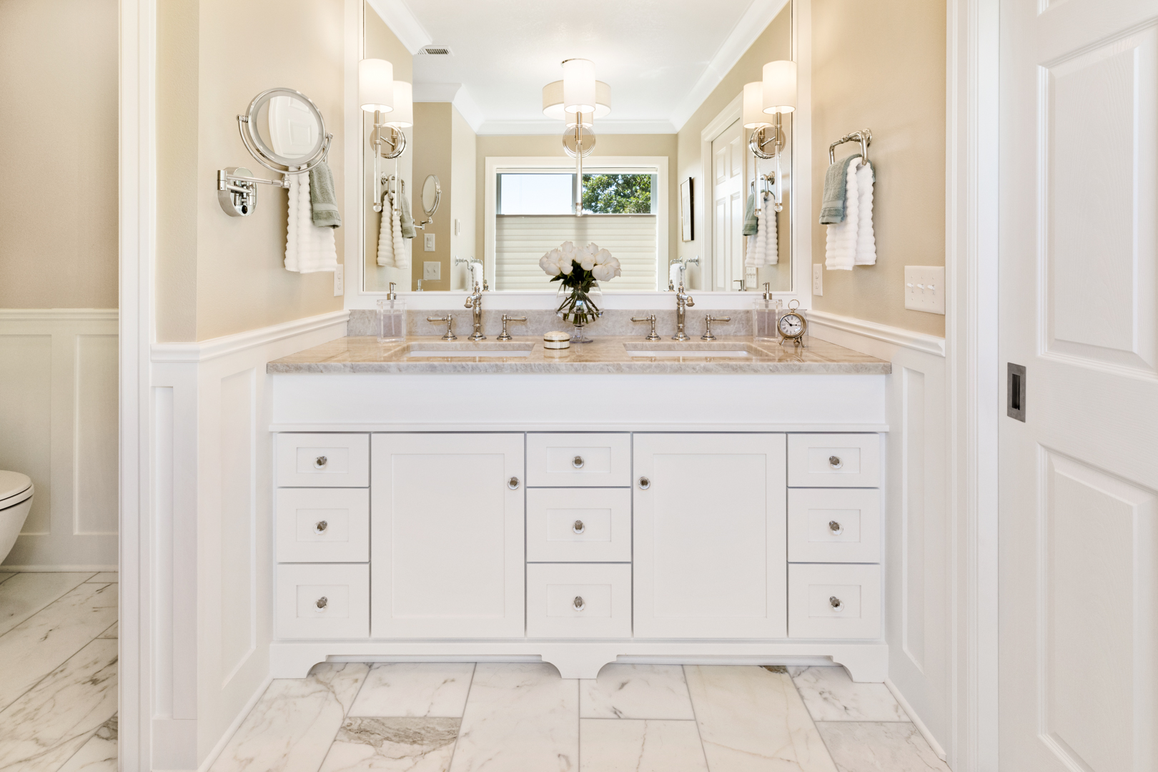 Luxurious Master Bathroom Remodel