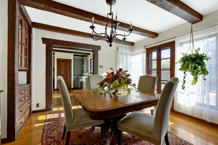 Tudor Masterpiece Kitchen Remodal