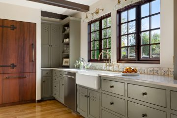 Tudor Masterpiece Kitchen Remodal