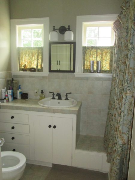Traditional Redux Master Bath - Before