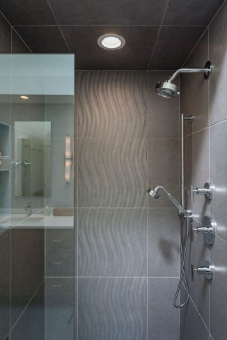 dual shower controls