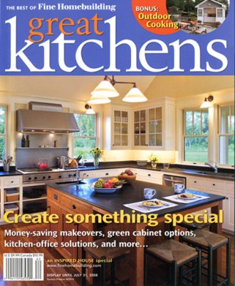 Fine Homebuilding - Great Kitchens